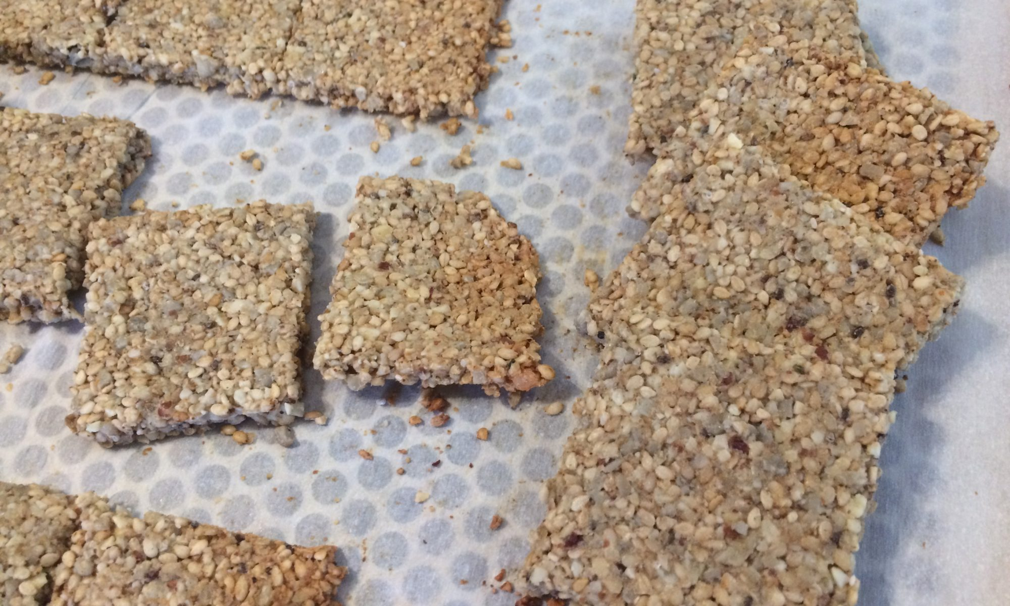 Keto Friendly Nut And Seed Crackers Healthy Choices